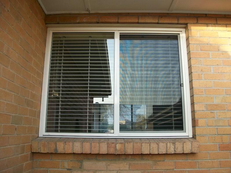 2-Lite Aluminium Sliding Windows