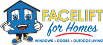 Facelift Window & Door Replacements | Melbourne Doors and Windows Specialists Mobile Logo