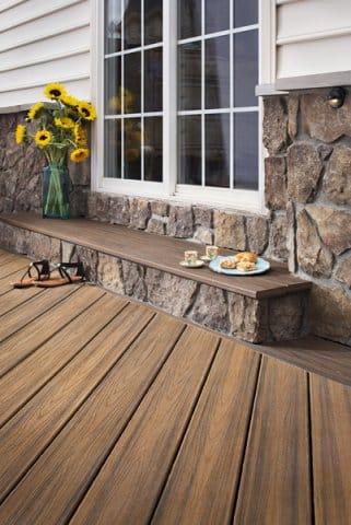 Trex decking composite decking melbourne facelift for Best composite decking brand 2016