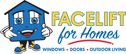 Facelift Window & Door Replacements | Melbourne Doors and Windows Specialists Mobile Retina Logo